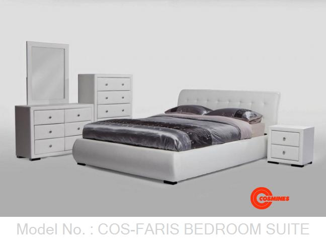 COS-FARIS BEDROOM SUITE